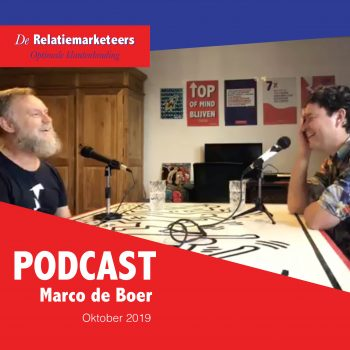 Podcast Marco de Boer